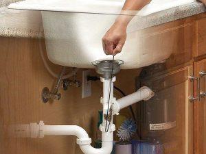 Cách thông tắc đường ống nước thải