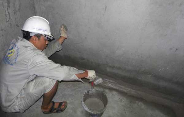 Chống thấm nhà vệ sinh tại Cầu Giấy triệt để 100%, BH 20 năm