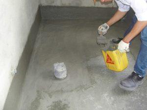 Chống thấm nhà vệ sinh tại Quận Hoàng Mai triệt để 100%, BH 20 năm
