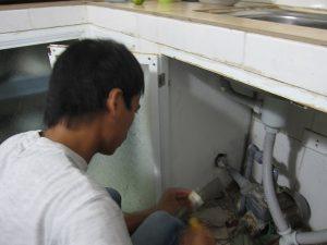 Thông tắc đường ống thoát nước tại Hà Đông