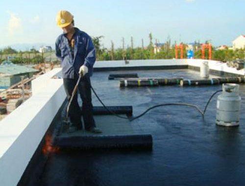 Chống thấm trần nhà tại Quận Long Biên triệt để 100% 0989.567.142