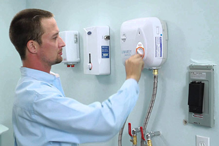 Sửa chữa bình nóng lạnh tại Quận Hà Đông