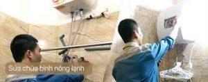 Sửa chữa bình nóng lạnh tại Quận Long Biên