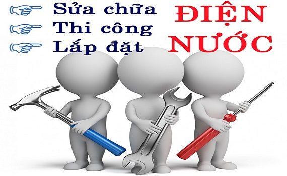 Sửa chữa điện nước tại Quận Hoàn Kiếm GIÁ RẺ NHẤT 0979.227.098