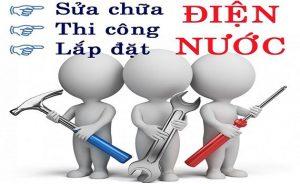 Sửa chữa điện nước tại Quận Hoàng Mai GIÁ RẺ NHẤT 0979.227.098