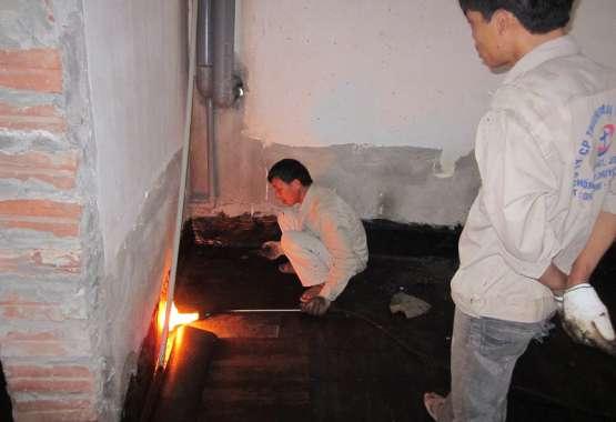 Chống thấm dột tại Lưu Khánh Đàm