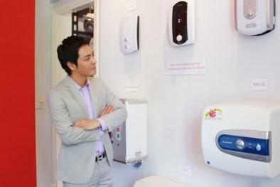 Sửa bình nóng lạnh tại Nguyễn Chí Thanh