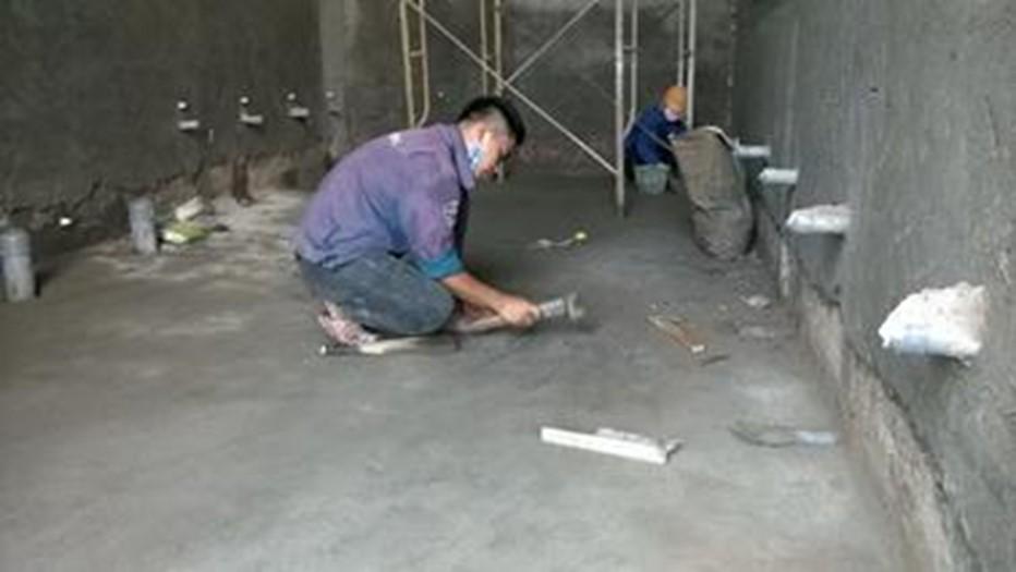 Chống thấm nhà vệ sinh tại Đà Nẵng