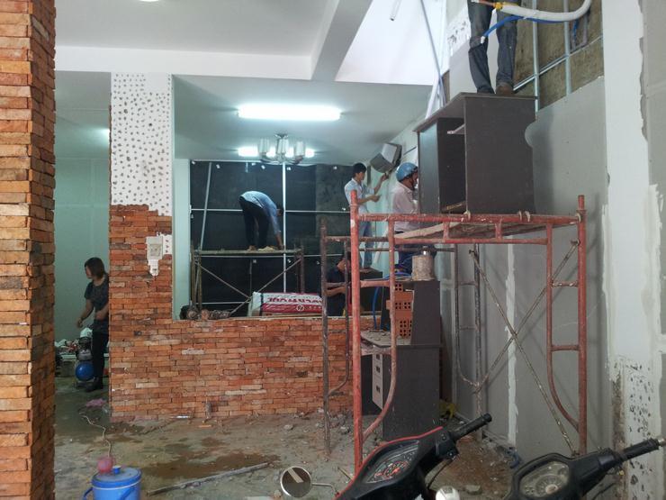 Sửa chữa cải tạo nhà cấp 4 tại Hà Nội Chuyên Nghiệp BH 20 năm
