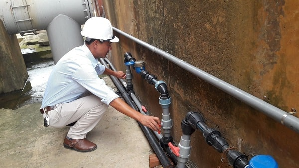 Sửa chữa đường ống nước tại Hà Nội Giá Rẻ Nhất 0979.227.098