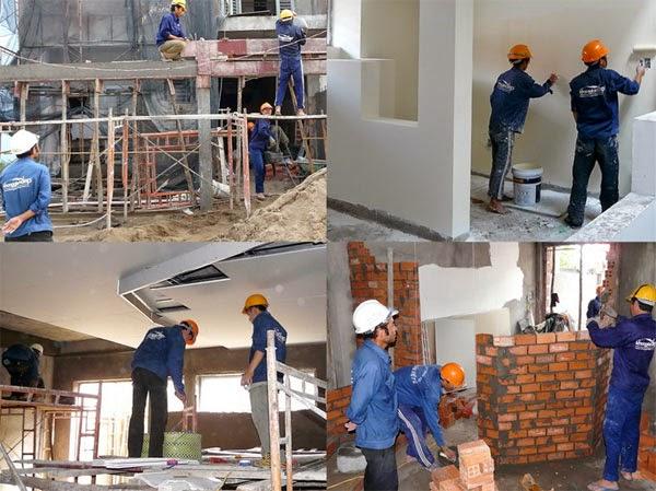 Sửa chữa nhà tại Đà Nẵng Giá Rẻ BH 20 năm 0979227098