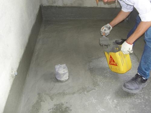 Chống thấm nhà vệ sinh nhà tập thể tại Hà Nội