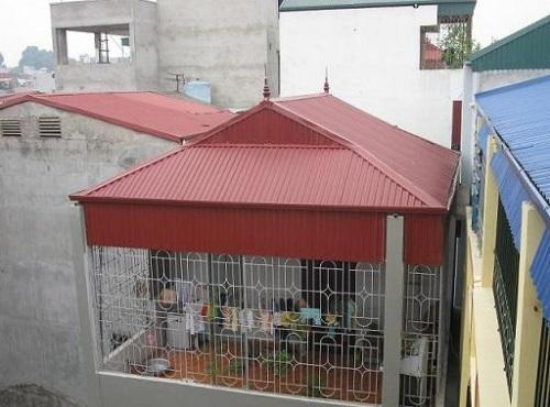 Làm mái tôn tại Quận Ba Đình