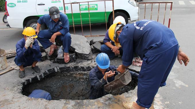 Thông tắc cống tại Việt Trì Giá Rẻ, 100% Triệt Để 0979.227.098