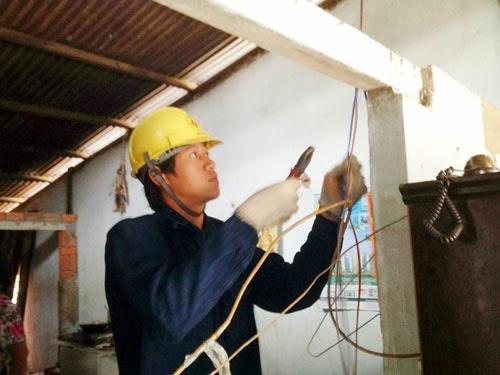 Lắp đặt điện nước tại Quận Cầu Giấy Giá Rẻ Nhất 0979.227.098
