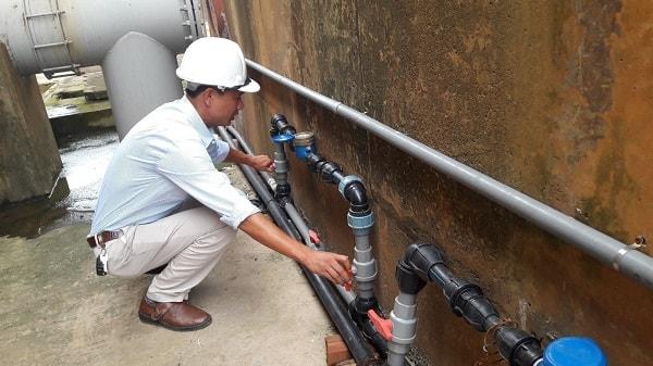 Sửa chữa đường ống nước tại Quận Long Biên Giá Rẻ Nhất 0979.227.098