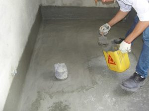 Chống thấm nhà vệ sinh tại Quận Cầu Giấy 100% triệt để, BH 20 năm
