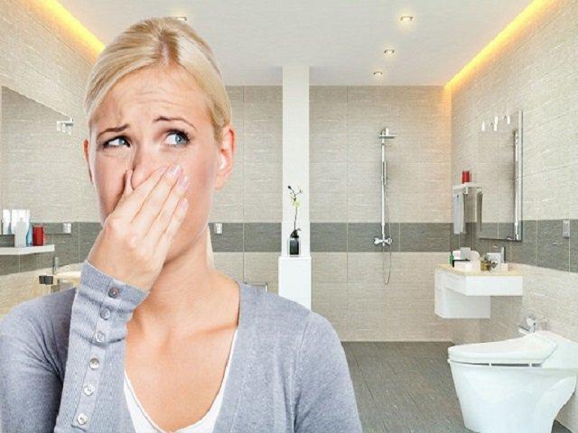 Xử lý mùi hôi nhà vệ sinh tại quận Đống Đa